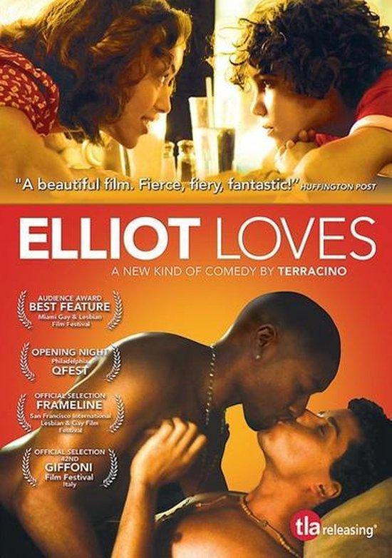 Cover van de film 'Elliot Loves'