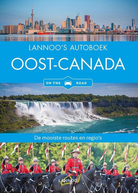 Lannoo's autoboek - Lannoo's Autoboek - Oost-Canada on the road - Heike Wagner |