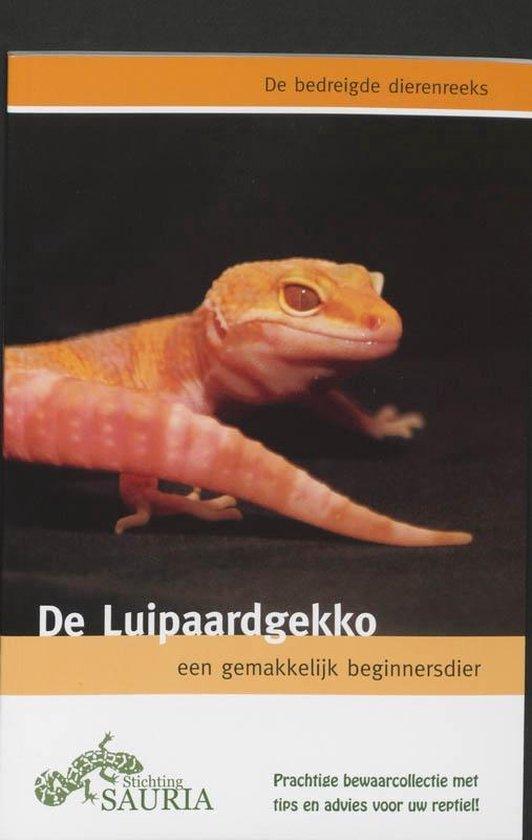 Cover van het boek 'De Luipaardgekko' van Dian Herpin