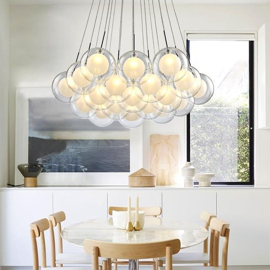 Bol Com Moderne Led Kroonluchter Woonkamer Opknoping Lichten Home Deco Verlichting Eetkamer