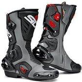 Sidi Vertigo 2 Grey Black Motorcycle Boots 50