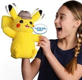 Pratende Detective Pikachu Pluche - Pokémon