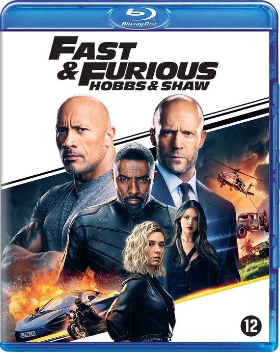 Afbeelding van Fast & Furious - Hobbs & Shaw (Blu-ray)