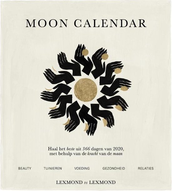 Afbeelding van Moon Calendar Lexmond vs Lexmond 2020 Scheurkalender
