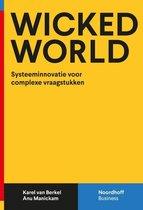 Boek cover Wicked World van Karel van Berkel (Paperback)