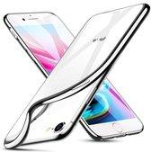 MMOBIEL Soft TPU Siliconen Hoesje - iPhone SE (2020) / 8 / 7 - Case - Back Cover - Skin - Ultra Dunne en Transparante Bescherming