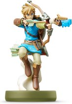 amiibo Legend of Zelda Collection Link (Breath of The Wild)