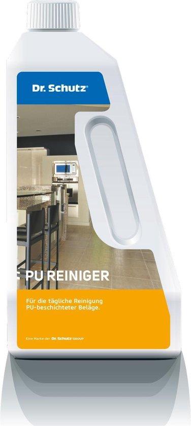 Afbeelding van Dr. Schutz PU Reiniger 750ml Gietvloeren