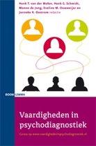 Boek cover Vaardigheden in de psychodiagnostiek van H. Van Der Molen (Paperback)