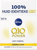NIVEA Q10plus Anti-Rimpel SPF 15 Dagcrème - 50 ml