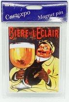 Koelkast Magneet Biere De L'Clair