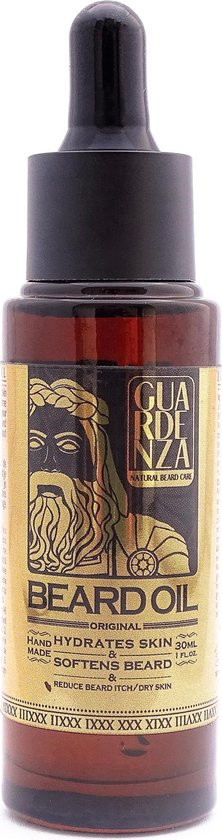 Guardenza Original Baardolie - 30ml
