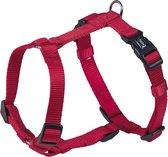 Nobby classic tuig nylon rood 9-14 x 1,4 + 14-20 cm - 1 st