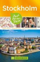 Boek cover Bruckmann Reiseführer Stockholm: Zeit für das Beste van Max Schröder