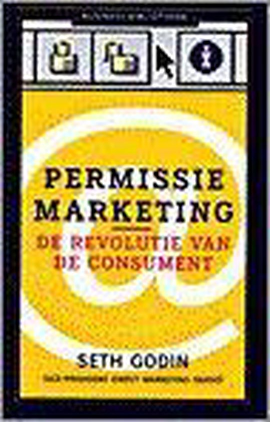 Permissie Marketing - Seth Godin pdf epub
