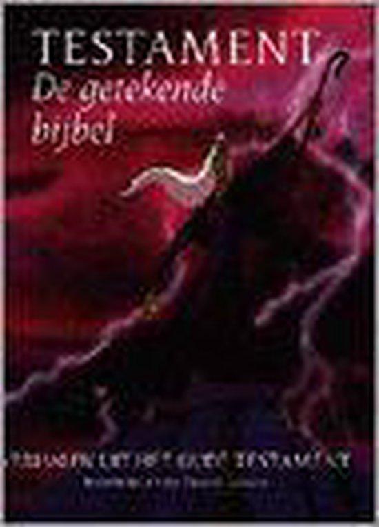 TESTAMENT - GETEKENDE BIJBEL - Lies van Twisk  