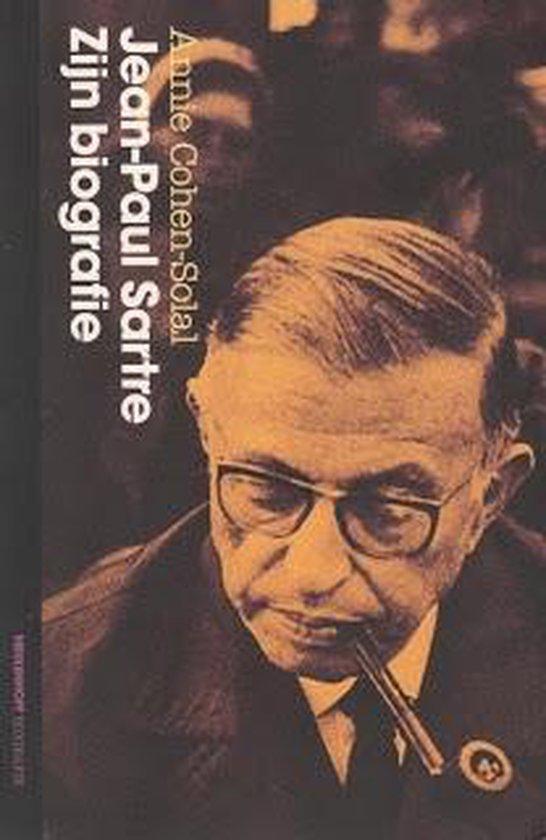 Jean-Paul Sartre - Annie Cohen-Solal |