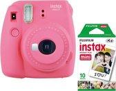 Fujifilm Instax Mini 9 - Incl. instant picture fil