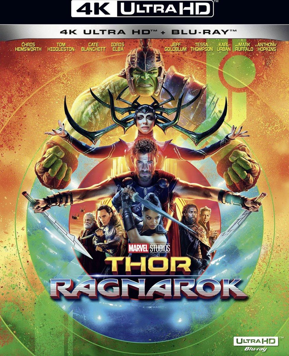 Thor: Ragnarok (4K Ultra HD Blu-ray) (Import zonder NL)-