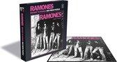 Ramones Puzzel Rocket To Russia 500 stukjes Multicolours