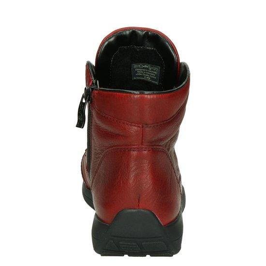 Ara dames boot - Rood - Maat 385 0eGzp44K