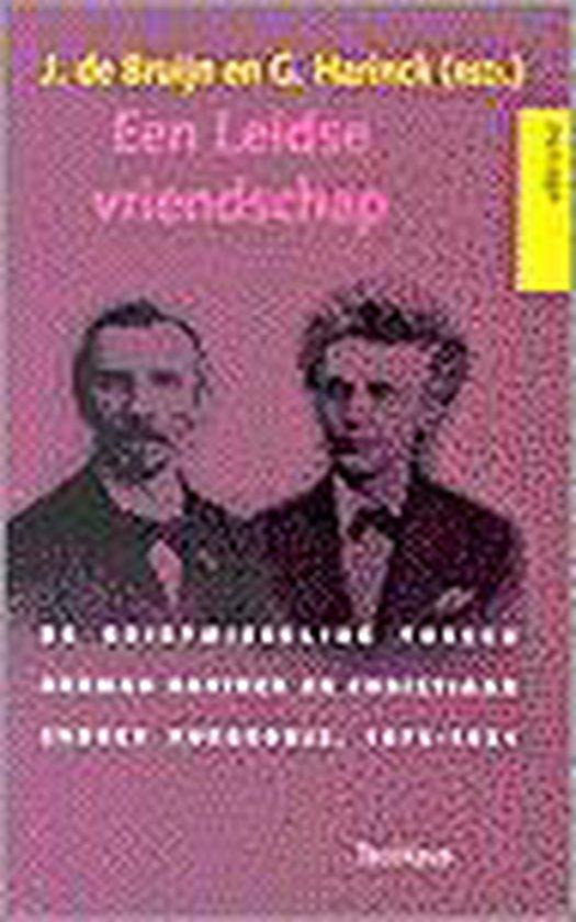 LEIDSE VRIENDSCHAP - De Bruijn/Harinck  
