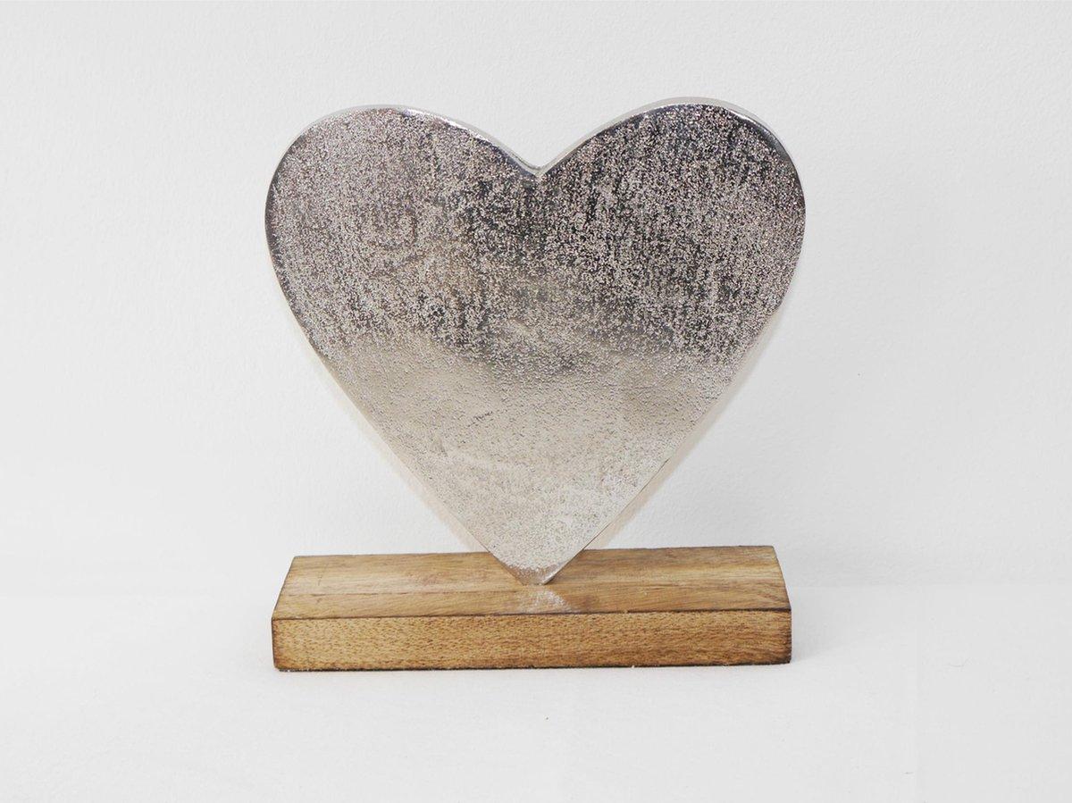 Sense Hartje op voet Decoratie Tafel decoratie- Sidetable decoratie online kopen