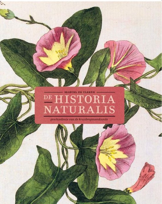 De historia naturalis - Marcel de Cleene |