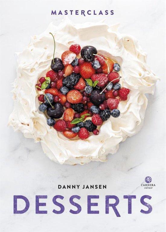 Masterclass  -   Desserts