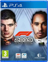 Cover van de game F1 2019 (Formule 1) - PS4