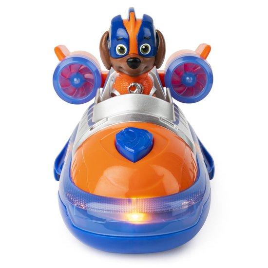 Afbeelding van PAW Patrol Mega Pups Super Paws Voertuig Zuma speelgoed