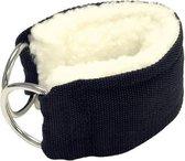 Body-Solid Premium Ankle Strap NAS3 - Nylon - Zwart