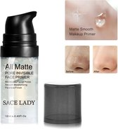 Primer - Foundation creme |Pore eraser | Minder poriën | Mat glans | Flawless  | Make-up | Beauty | Geen glans | Transparant |  Overtollige olie | 12ml