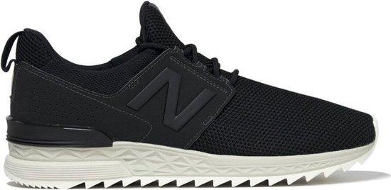 New Balance 574 Sport Sneaker Heren Sneakers - Maat 44.5 - Mannen - zwart