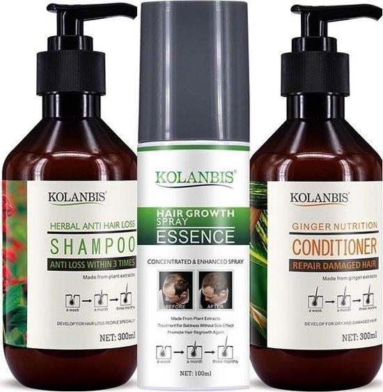 haarverlies shampoo