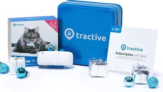 Tractive GPS tracker kat.