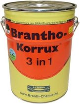 Brantho Korrux 3 in 1 750ML - RAL 9010