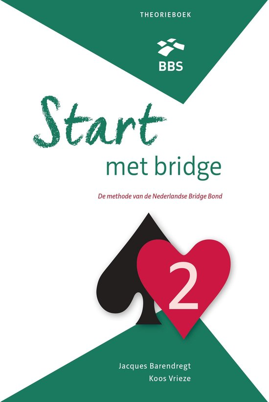 Afbeelding van het spel Start met bridge 2 - theorieboek