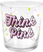Blond Amsterdam Even Bijkletsen Glas Think Pink