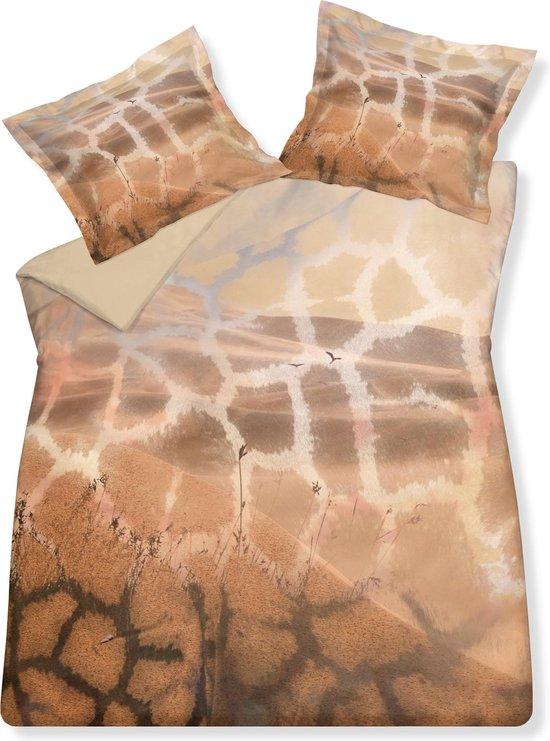 Vandyck Dekbedovertrek SCANDALOUS Sand 140x220 cm (satijnkatoen)