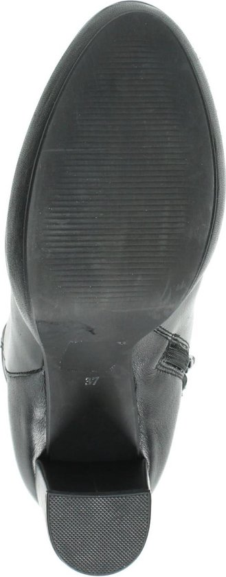 Nelson Dames Enkellaars - Zwart Maat 38 TeqUIr