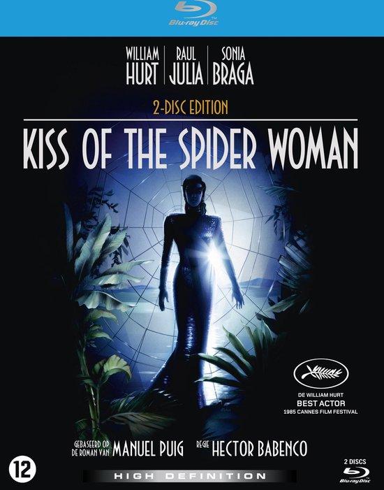 Cover van de film 'Kiss Of The Spiderwoman'