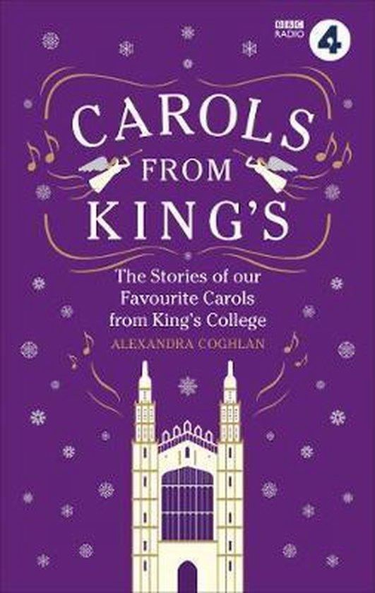 Boek cover Carols From Kings van Alexandra Coghlan (Paperback)