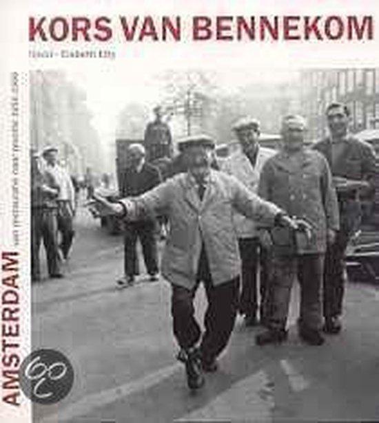 Boek cover Amsterdam, van restauratie naar revolte van K. Bennekom (Paperback)