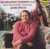Rachmaninov: Symphony no 2 / Andre Previn, RPO