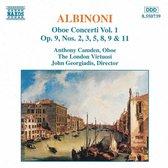 Albinoni: Oboe Concerti Vol.1