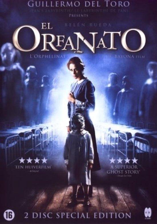 Cover van de film 'El Orfanato'