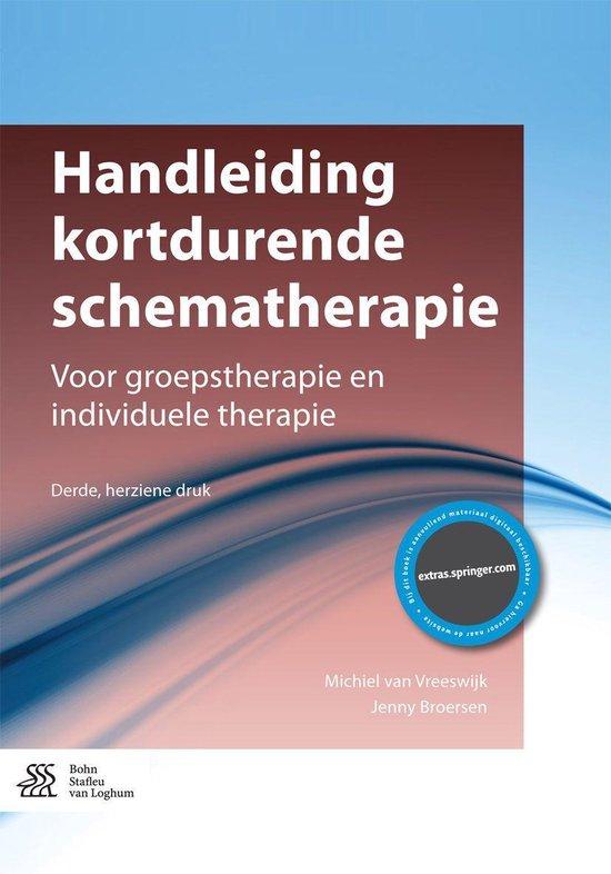 Handleiding kortdurende schematherapie - Michiel van Vreeswijk |