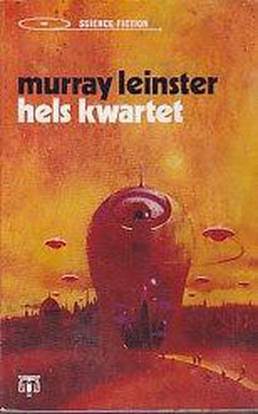 Boek cover Hels kwartet van M. Minco (Paperback)
