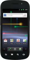 Samsung Google Nexus S GT-I9023 10,2 cm (4'') 16 GB Single SIM 3G Zwart, Zilver Android 2.3 1500 mAh
